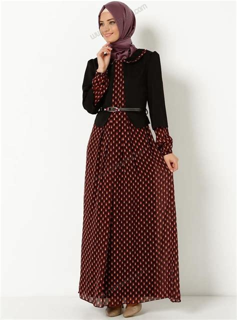 mderne vetement femme musulmane moderne et voile mode style mariage et fashion