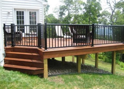 Deck Railing Systems Lowe S