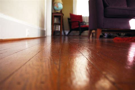 how to fix a squeaky kitchen floor