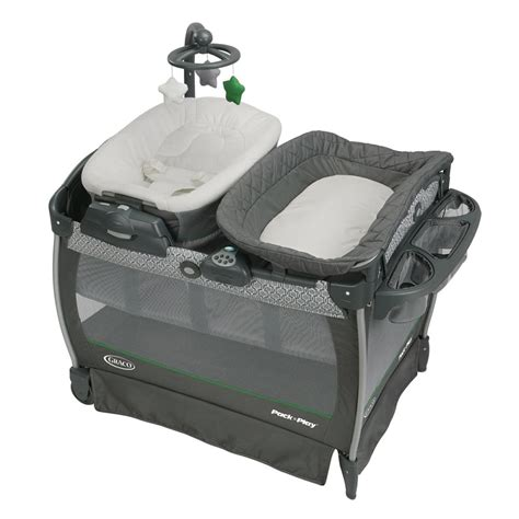 graco pack n play with napper and changing table decorative table decoration