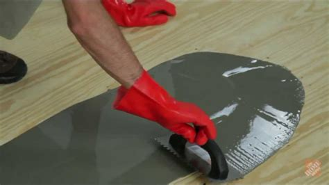 how to prepare your subfloor for tile step 2 prepare a wood subfloor