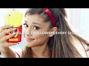 5 Facts About Ariana Grande in 55 Seconds! I - YouTube