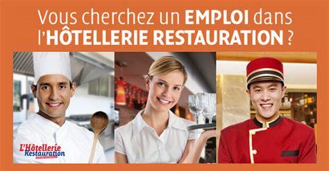 cuisine les offres d emploi