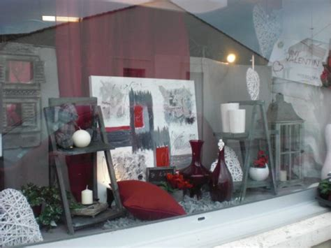 vitrine st valentin mes cr 233 ations florals ma d 233 co le home