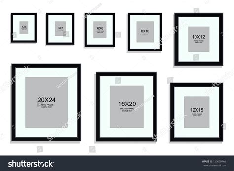 Poster Standard Frame Sizes Pictures to Pin on Pinterest
