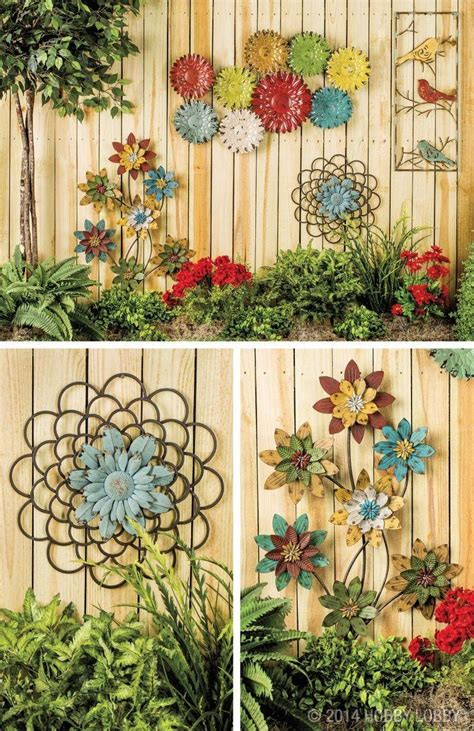 20 Best Decorative Outdoor Metal Wall Art  Wall Art Ideas
