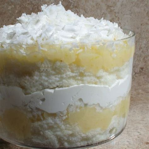 cooking cakes with mr cake lemon trifle recipe