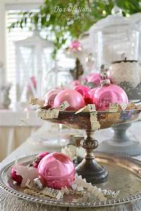 Valentines Day Cottage Style Home Decorating - Fox Hollow ...