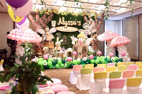 Kara's Party Ideas Fairy Garden 1st Birthday Party Kara