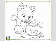 99 DIBUJOS DE GATOS ® Bonitos gatos y gatitos para