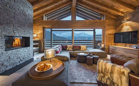 luxury ski chalet chalet alpin roc verbier switzerland switzerland firefly collection