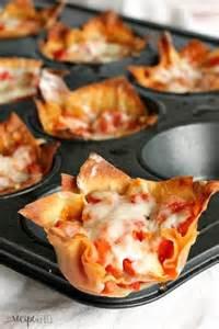 les 25 meilleures id 233 es concernant recettes de mini pizza sur recettes de pepperoni