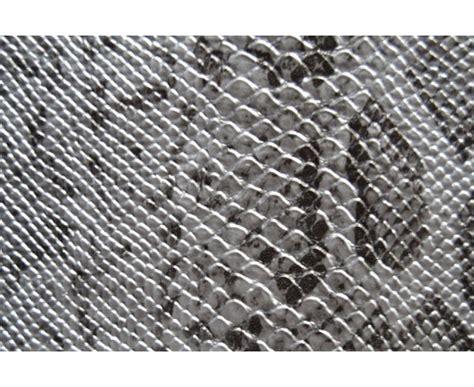tissu similicuir serpent argent au m 232 tre