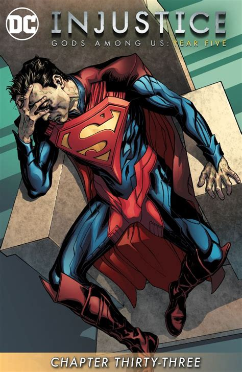 injustice gods among us cover superman looking to cover up more murders in injustice