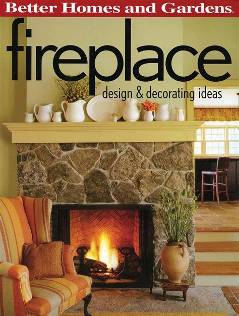 Better Homes And Gardens Decorating fireplace design decorating ideas better homes and