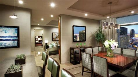 Aria 2 Bedroom Penthouse  Bedroom At Real Estate