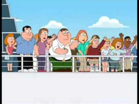 Peter Griffin Boat by Peter Says Bye For 10 Minutes Youtube