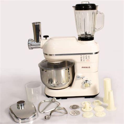 robot de cuisine mixeur multifonction arebos 1000 w pas cher