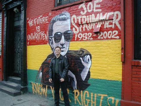 joe strummer r i p again forgotten new york