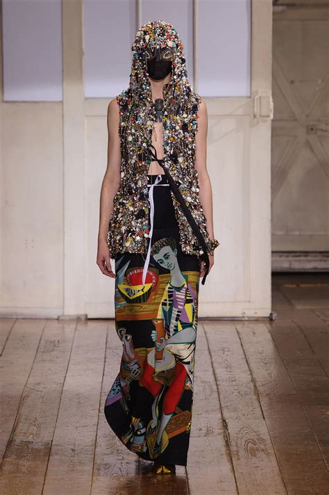 maison martin margiela haute couture 2014 so haute right now the chicest looks from