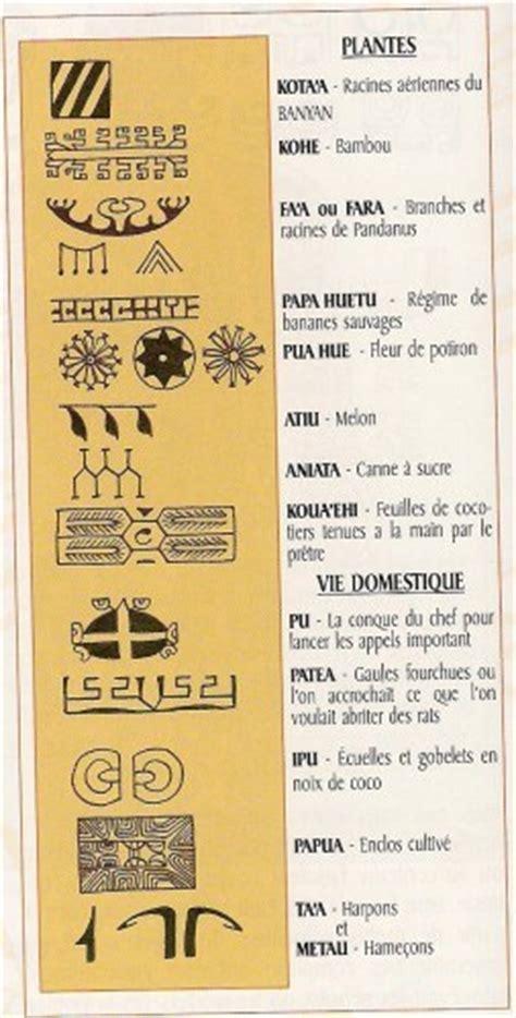 tatouages301 tatouage polynesien signification symbole