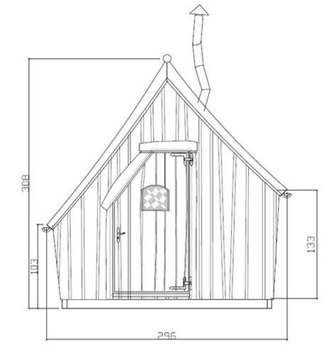 plan maison bois enfant