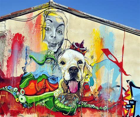free photo mural graffiti free image on