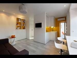 Apartment Einrichten Ideen : 1 zimmer wohnung gestalten 1 zimmer wohnung einrichten design ideen youtube ~ Markanthonyermac.com Haus und Dekorationen