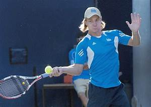 UCLA men's tennis sweeps UCSB   Daily Bruin