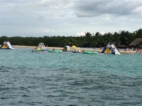 Fury Catamaran Excursion by Prepping On The Boat For Snorkeling Excursion Picture Of