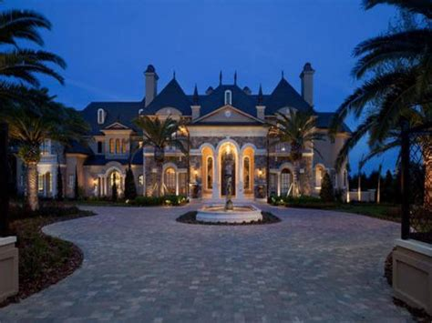 Luxury Home Accessories, Luxury Dream Homes House Plans
