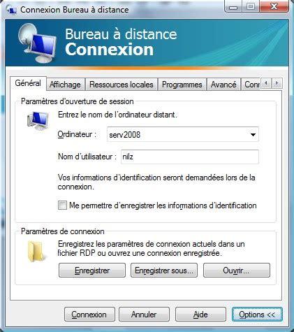 remoteapp 2008r2 xp erreur 224 l ouverture de session suite au changement du mot de passe windows