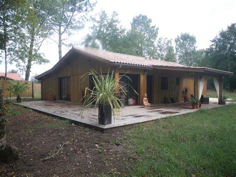 maison en bois bassin d arcachon maison moderne
