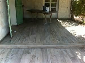 nivrem pose carrelage terrasse imitation bois diverses id 233 es de conception de patio en