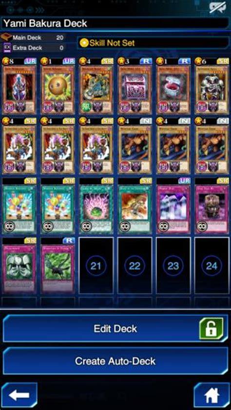 necrofear decks and tips yugioh duel links gamea