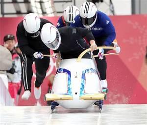 [PyeongChang 2018] Korean 4-man bobsleigh team aims for ...