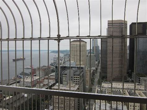observation deck picture of smith tower room observation deck seattle tripadvisor