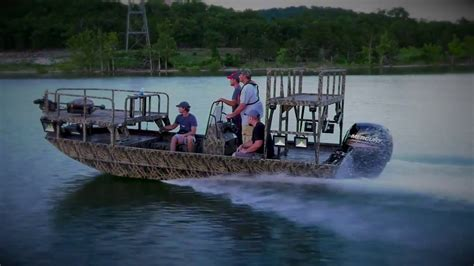 custom bowfishing boats images