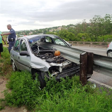 Boat Accident Umkomaas by Man Survives Horror Crash Near Spaghetti Junction Road