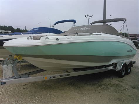 Nautic Star Boats For Sale by 2016 New Nautic Star 223 Dc Deck Boat Deck Boat For Sale