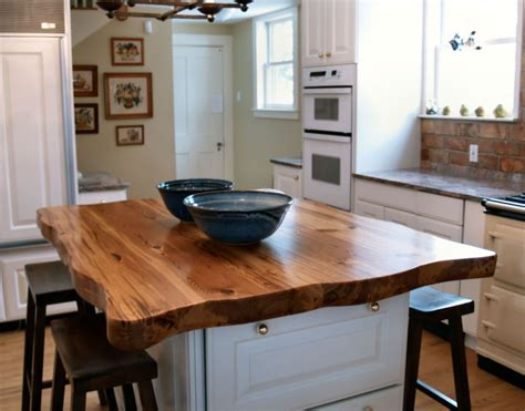 20 Incredible Wooden Kitchen Countertops How To Install A Utility Sink In Basement Bathroom Why Does My Smell Like Sewer Gas City Screen York With Bar Apartment For Rent Mississauga Get Musty Out Of