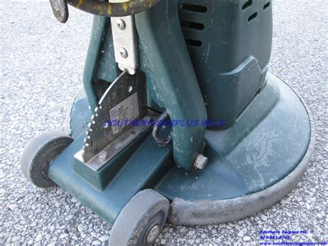 nobles speedshine 2000ds 608720 floor scrubber polisher burnisher we ship southern surplus inc