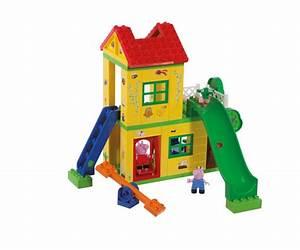 PlayBIG Bloxx Peppa Pig Play House - Peppa Pig - Brands ...