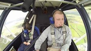 This boy's reaction to flying with his pilot brother will ...