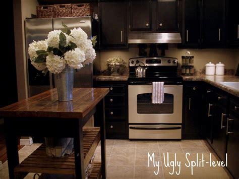 Split P Home Decor : My Ugly Split-level