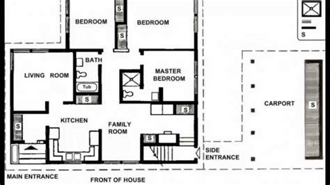 Design House Plans For Free  Homes Floor Plans