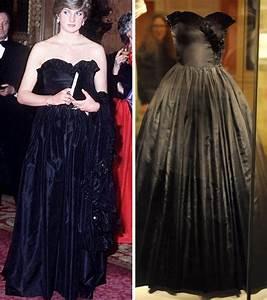 Princess Diana's designer dresses go on show at Kensington ...