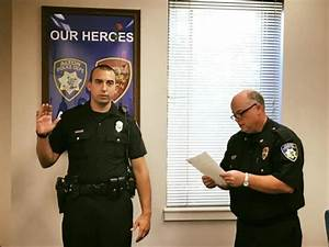Alton Police Department welcomes fifth new officer through ...