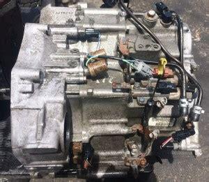 Odyssey 2000 3.5l V6 Engine Transmission