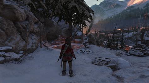 Handson With Rise Of The Tomb Raider Had Us Wanting More